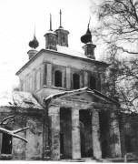 Церковь Спаса Преображения - Дунилово - Шуйский район - Ивановская область