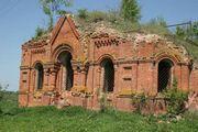 Церковь Троицы Живоначальной - Изъялово - Мещовский район - Калужская область