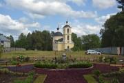 Церковь Спаса Всемилостивого - Нововолково - Рузский городской округ - Московская область