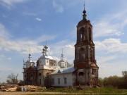 Церковь Георгия Победоносца - Малая Шугорь - Ростовский район - Ярославская область