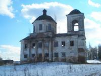Церковь Сошествия Святого Духа - Неверково - Борисоглебский район - Ярославская область