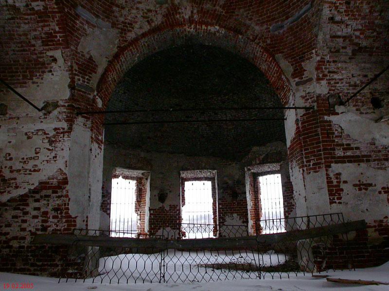 Церковь Казанской иконы Божией Матери, Ирошниково
