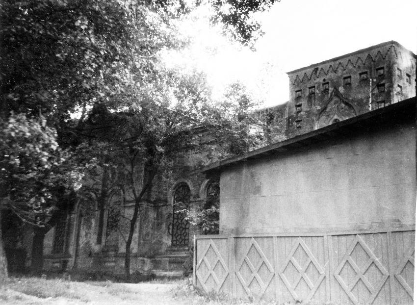 Калужская область, Сухиничский район, Сухиничи. Церковь Казанской иконы Божией Матери, фотография. фасады