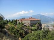Монастырь Святого Стефана - Метеоры (Μετέωρα) - Фессалия (Θεσσαλία) - Греция