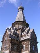 Варзуга. Успения Пресвятой Богородицы, церковь