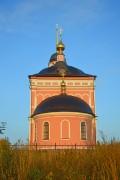 Церковь Троицы Живоначальной - Нижние Муллы - Пермский район - Пермский край