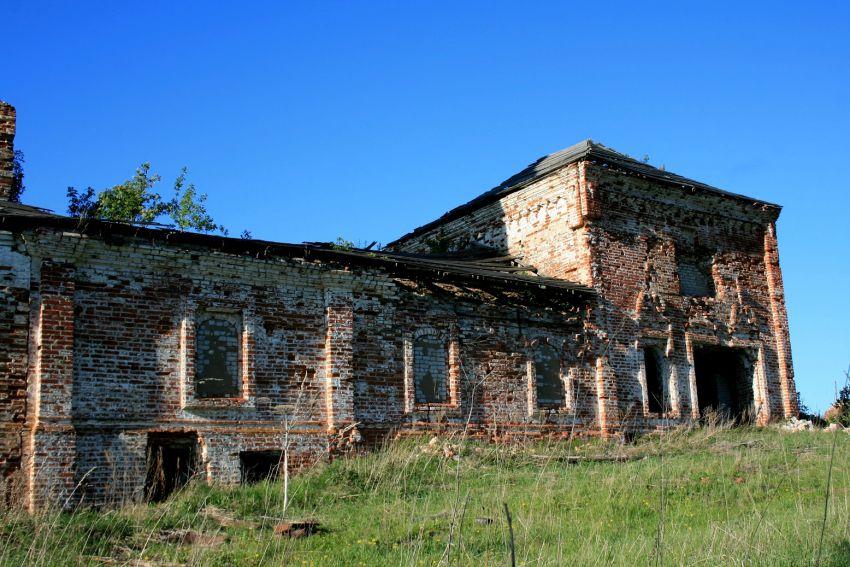 Церковь Богоявления Господня, Вильва
