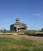 Варзуга. Афанасия Великого, церковь