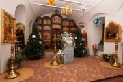 Владимирская область, Киржачский район, Смольнево, Церковь Спаса Преображения