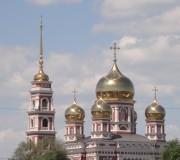 Саратов. Покрова Пресвятой Богородицы, что на Горах, церковь