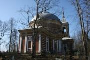 Церковь Спаса Преображения - Липецы - Новодугинский район - Смоленская область