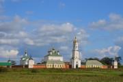 Николо-Чернеевский мужской монастырь - Старочернеево - Шацкий район - Рязанская область