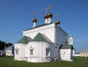 Старочернеево. Николо-Чернеевский мужской монастырь. Собор Николая Чудотворца
