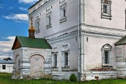 Николо-Чернеевский мужской монастырь. Собор Николая Чудотворца - Старочернеево - Шацкий район - Рязанская область