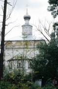 Никольско-Успенский женский монастырь. Церковь Николая Чудотворца - Венёв-Монастырь - Венёвский район - Тульская область