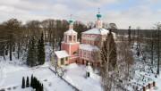 Венёв-Монастырь. Никольско-Успенский женский монастырь. Церковь Николая Чудотворца
