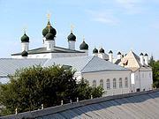 Кремль. Троицкий монастырь. Собор Троицы Живоначальной - Астрахань - Астрахань, город - Астраханская область