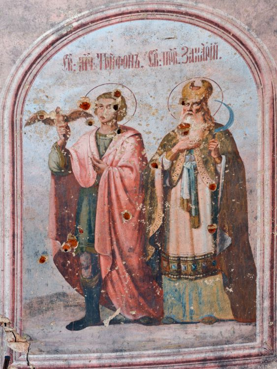 Церковь Покрова Пресвятой Богородицы, Осоргино