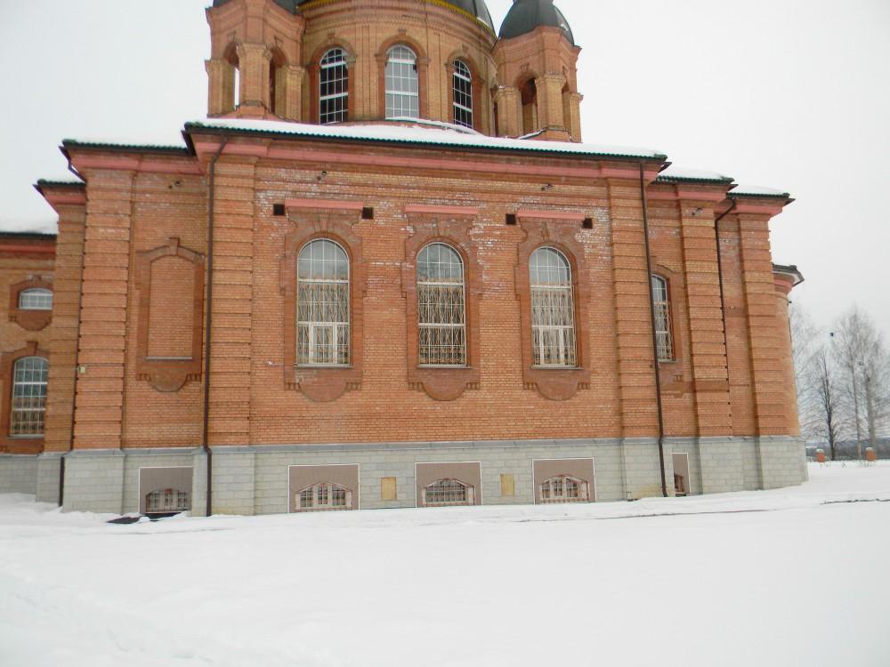 Собор Тихона Луховского, Волгореченск