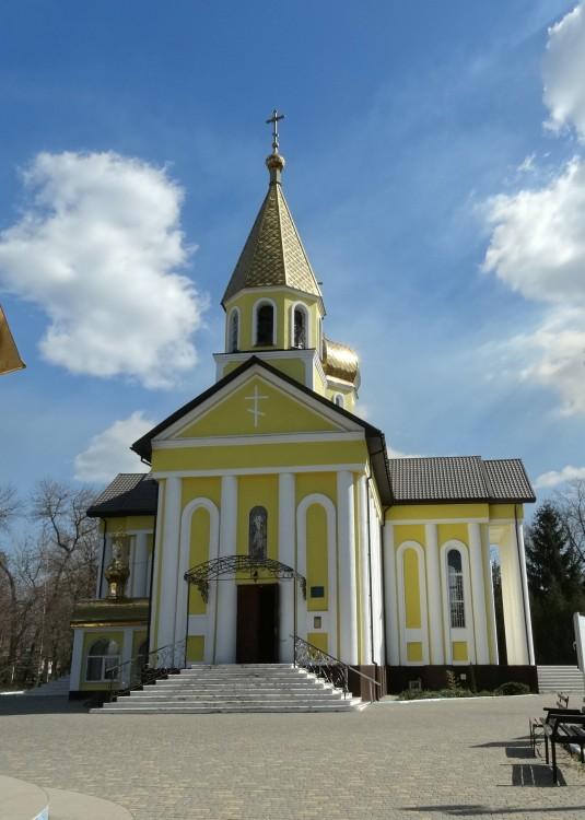 Украина, Одесская область, Ильичевск, город, Ильичевск. Церковь Спаса Преображения, фотография.