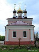 Отяково. Георгия Победоносца, церковь