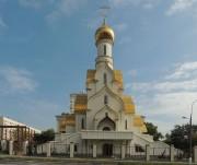 Церковь Александра Невского в Кожухово - Южнопортовый - Юго-Восточный административный округ (ЮВАО) - г. Москва