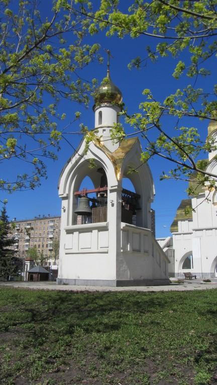 Церковь Александра Невского в Кожухово, Москва