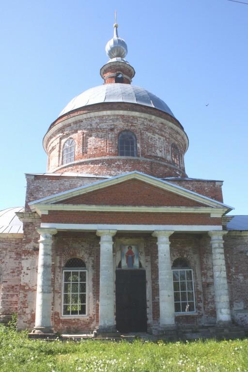 Церковь Покрова Пресвятой Богородицы, Покровское