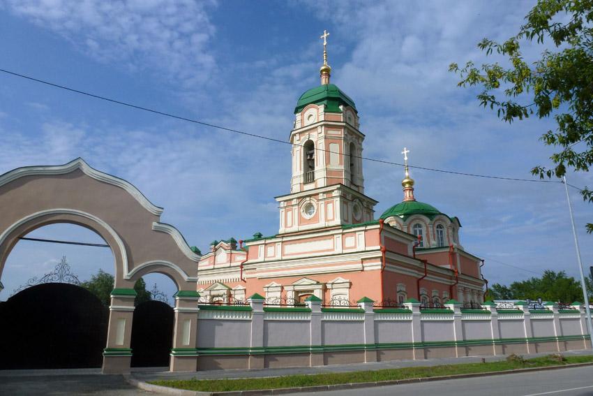 Богородично-Рождественский Ильинский женский монастырь, Тюмень