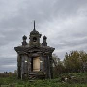 Часовня Иоанна Богослова - Горшково - Усть-Кубинский район - Вологодская область