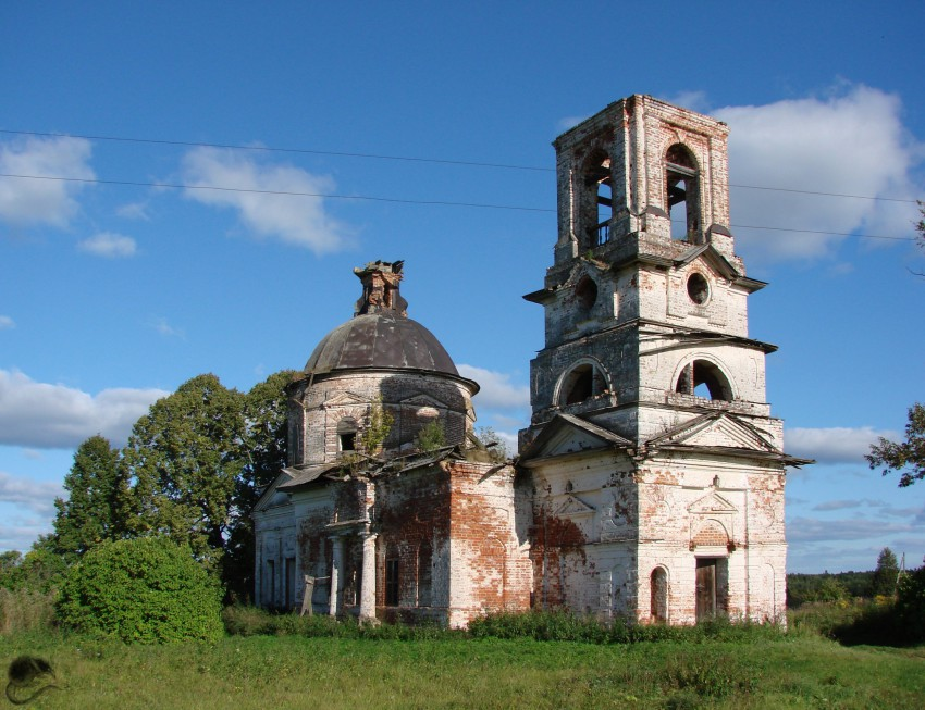 Церковь Николая Чудотворца, Беседное