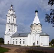 Церковь Никиты мученика - Елизарово - Переславский район и г. Переславль-Залесский - Ярославская область