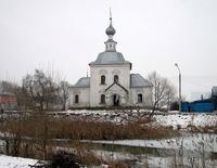 Церковь Богоявления Господня - Суздаль - Суздальский район - Владимирская область
