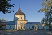 Выша. Успенский Вышенский женский монастырь. Церковь Успения Пресвятой Богородицы