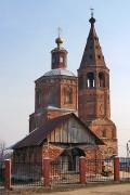 Венёв. Храмовый комплекс. Церкви Богоявления Господня и Казанской иконы Божией Матери