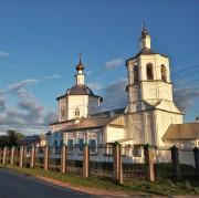 Макарьево. Казанской иконы Божией Матери, церковь