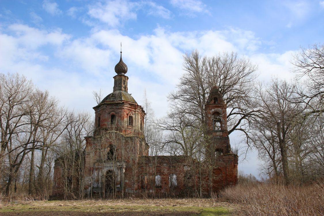 Церковь Тихвинской иконы Божией Матери, Тихвинское