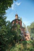 Церковь Тихвинской иконы Божией Матери - Тихвинское - Рыбинский район - Ярославская область