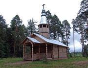 Часовня Тихвинской иконы Божией Матери - Чернцово - Никольский район - Вологодская область