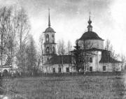 Церковь Троицы Живоначальной - Борисово-Судское - Бабаевский район - Вологодская область