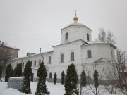 Алатырь. Киево-Николаевский монастырь. Церковь Николая Чудотворца