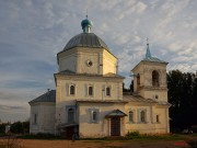 Церковь Тихвинской иконы Божией Матери - Холм - Холмский район - Новгородская область