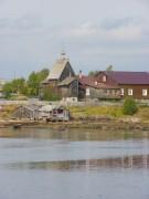 Церковь Троицы Живоначальной - Рабочеостровск - Кемский район - Республика Карелия