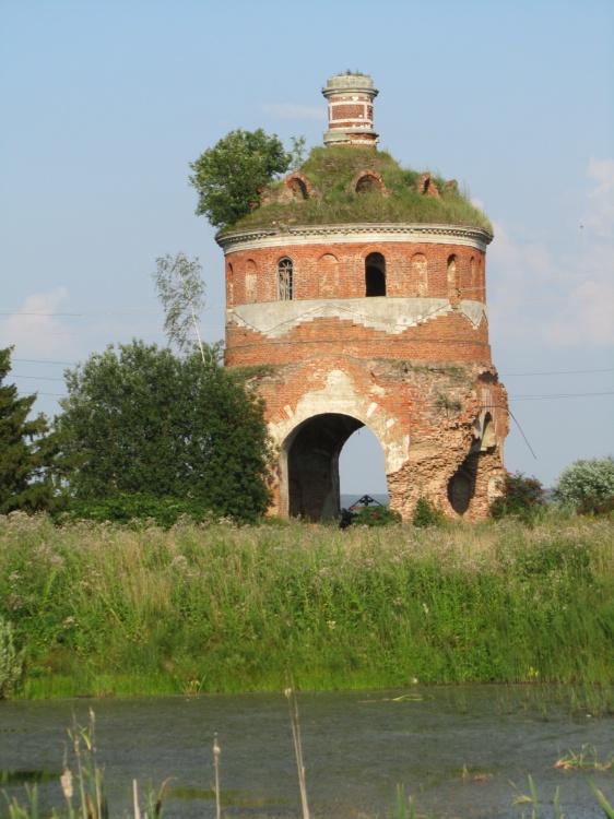 Церковь Вознесения Господня, Торбеево