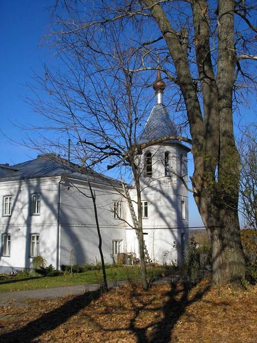 Скорбященский монастырь. Церковь Екатерины, Хмелёво