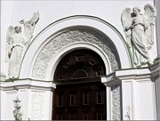 Собор Екатерины в Царском Селе (воссозданный) - Пушкин (Царское Село) - Санкт-Петербург, Пушкинский район - г. Санкт-Петербург