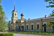 Пушкин (София). Сергия Радонежского в Царском Селе, церковь