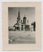 Красный Бор. Троицы Живоначальной в дачном посёлке Самопомощь, церковь