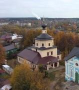 Торопец. Тихоновский женский монастырь. Церковь Николая Чудотворца