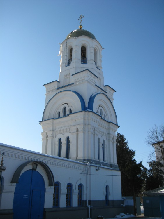 Церковь Николая Чудотворца, Прохладный